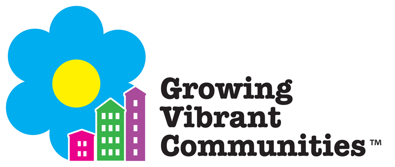 Growing Vibrant Communities logo